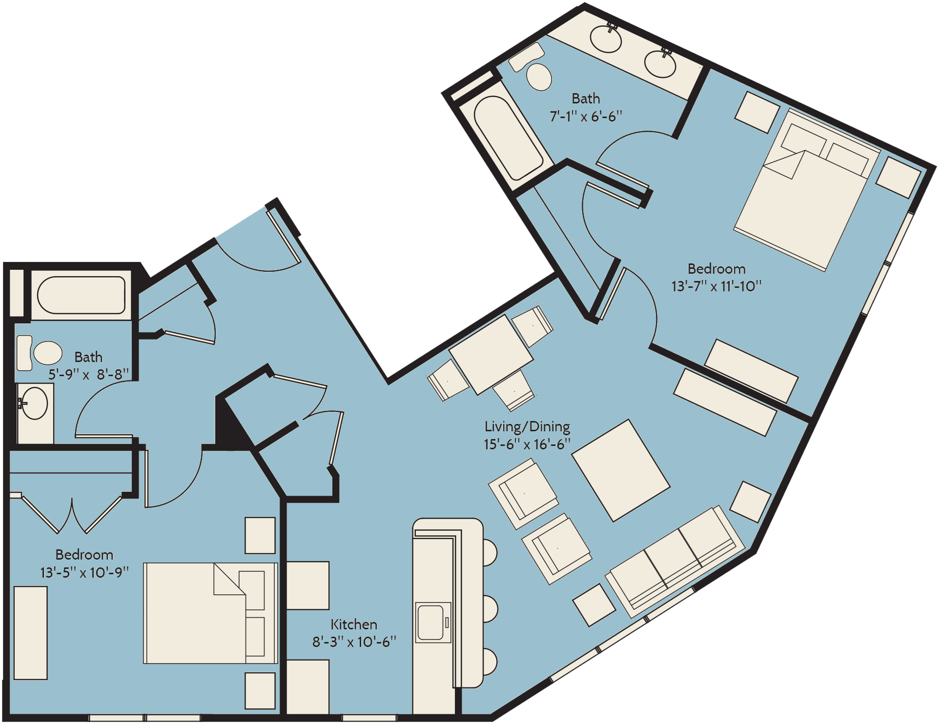 The Cypress Floor Plan 11