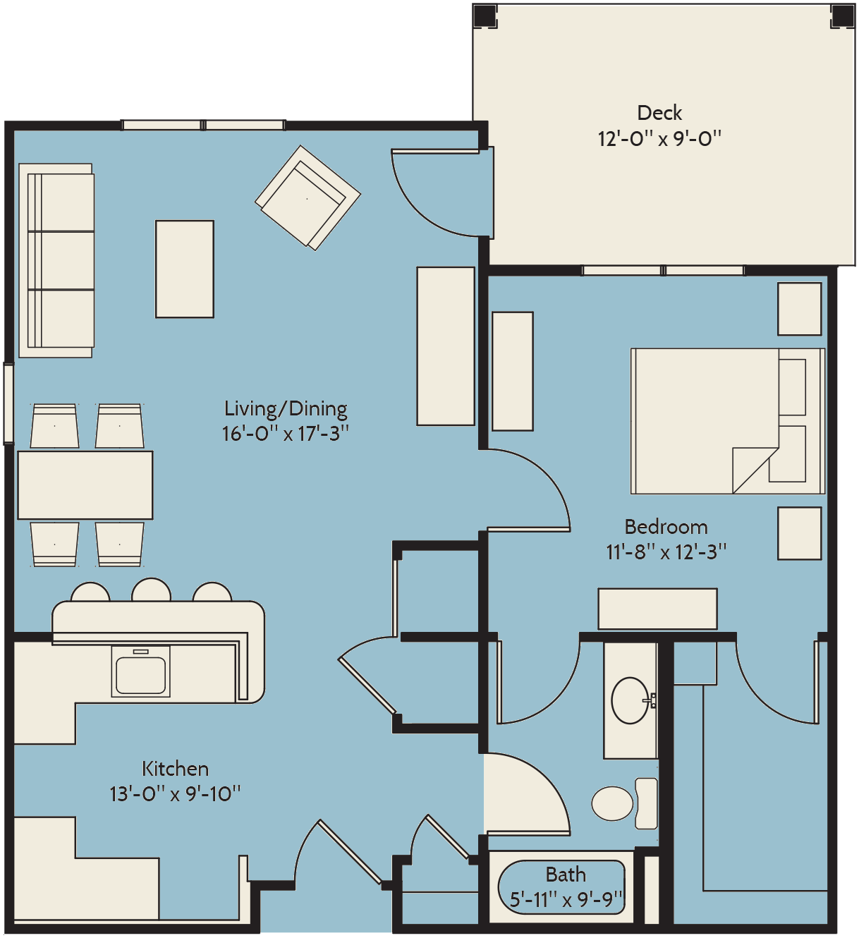 The Laurel Grass Floor Plan 5