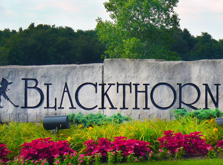 Blackthorn Golf Club (less than 3 miles away)