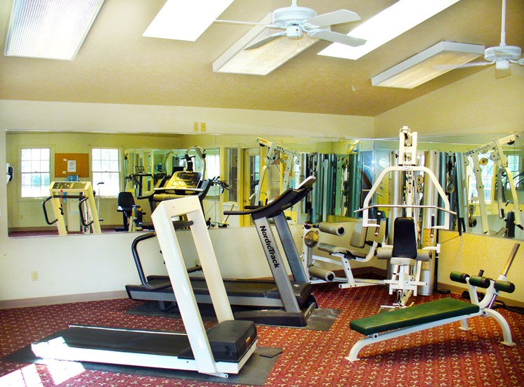 Maple Lane Apartments Fitness Center