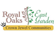 Royal Oaks and East Gardens Property Logo 0
