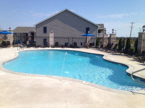 swimming pool apartments duplexes for rent Lafayette, IN