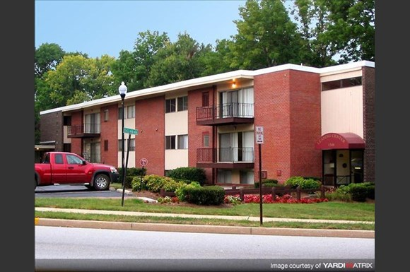 Luxury Apartments In Woodlawn Md
