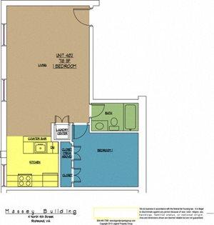 4N4 Midtown, Unit 402