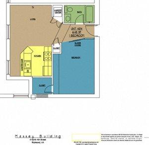 4N4 Midtown, Unit 404