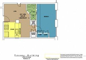 4N4 Midtown, Unit 406
