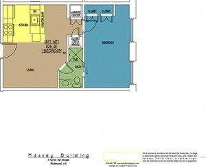 4N4 Midtown, Unit 407