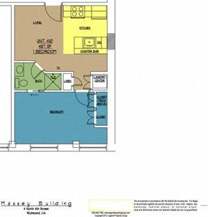 4N4 Midtown, Unit 410