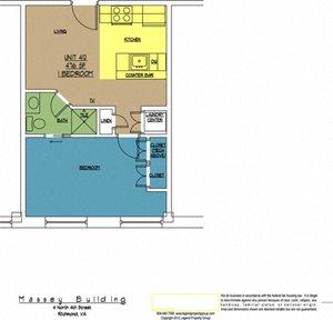 4N4 Midtown, Unit 412