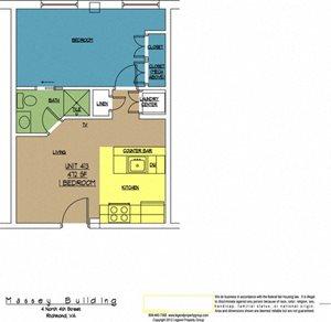 4N4 Midtown, Unit 413
