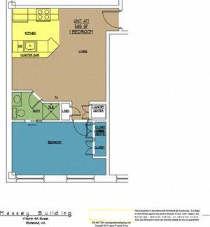 4N4 Midtown, Unit 417