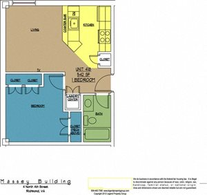 4N4 Midtown, Unit 418