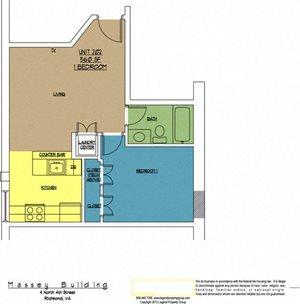 4N4 Midtown, Unit 202