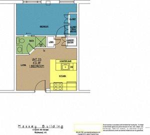 4N4 Midtown, Unit 213