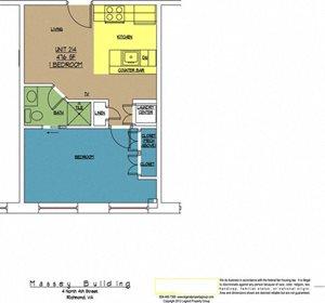 4N4 Midtown, Unit 214