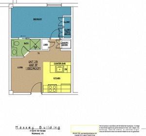 4N4 Midtown, Unit 215
