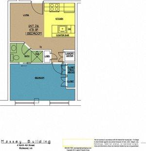4N4 Midtown, Unit 216