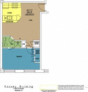 4N4 Midtown, Unit 217