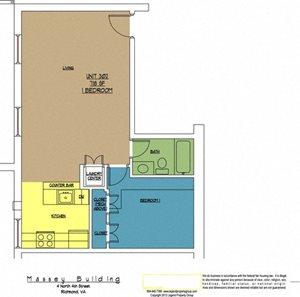 4N4 Midtown, Unit 302