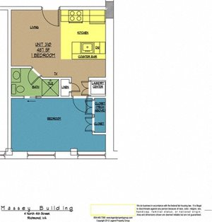 4N4 Midtown, Unit 310
