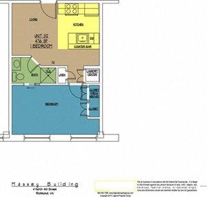 4N4 Midtown, Unit 312