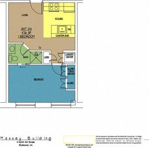 4N4 Midtown, Unit 314