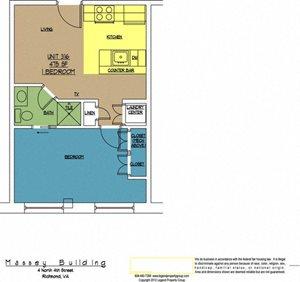 4N4 Midtown, Unit 316