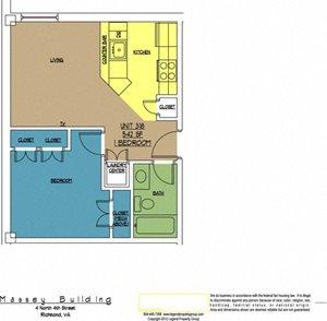 4N4 Midtown, Unit 318