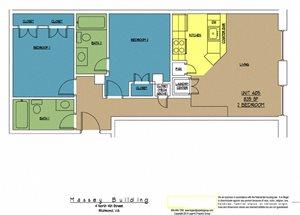 4N4 Midtown, Unit 405