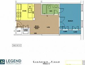 Exchange Place Unit 313