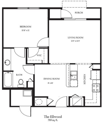 Ellwood Floor Plan 5