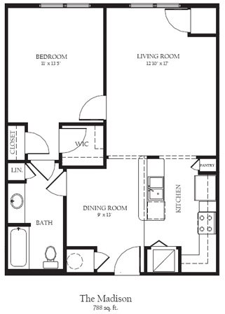 Madison Floor Plan 7