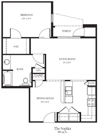 Sophia Floor Plan 9