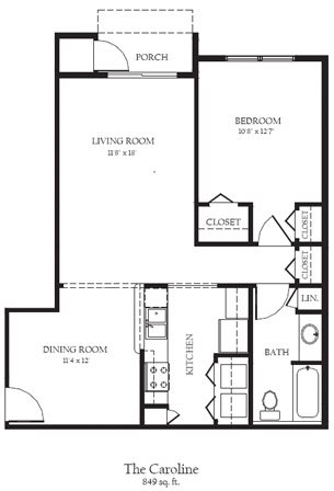 Caroline Floor Plan 11