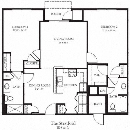 Stratford Floor Plan 21