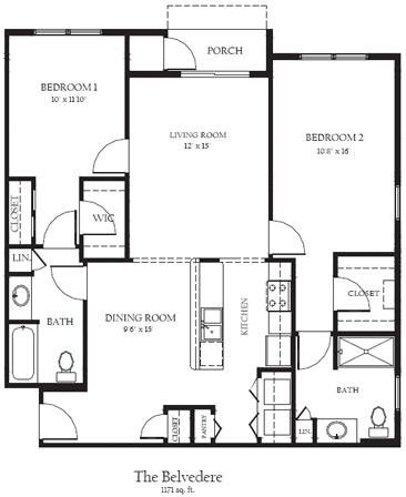 Belvedere R Floor Plan 24