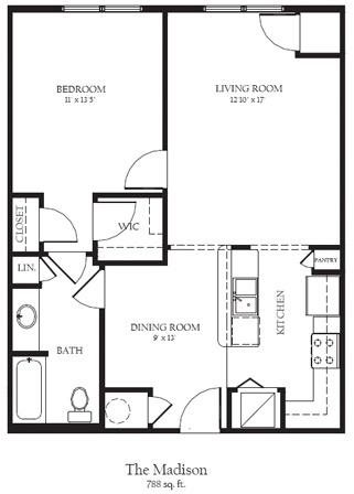 Madison R Floor Plan 8