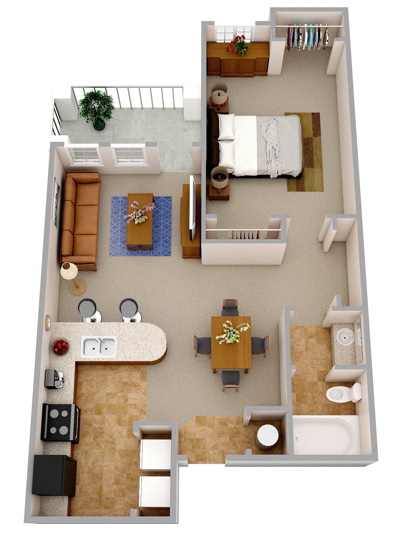 Aegean Floor Plan 1