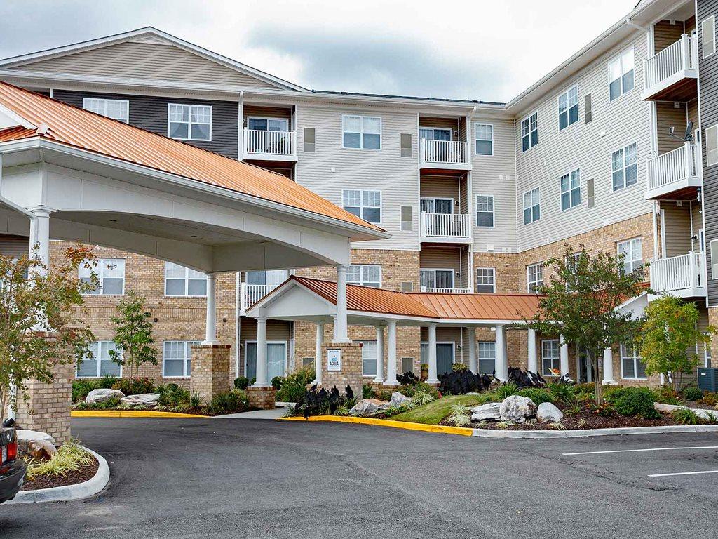 Photos And Video Of 900 Acqua Luxury Senior Apartments In