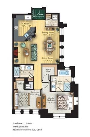 Kennedy Warren South Wing Apartments In Washington DC 20008 RENTCaf