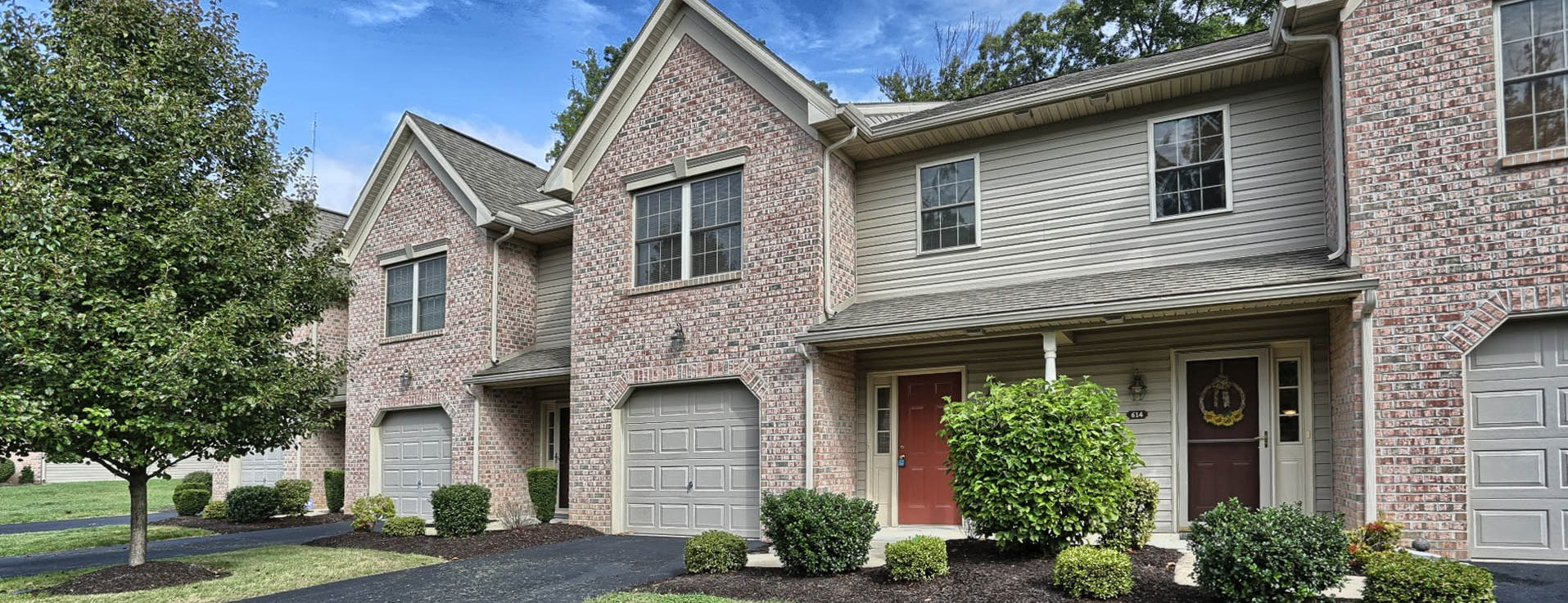 Harrisburg, PA Apartments | Park View Townhomes | Property Management, Inc.