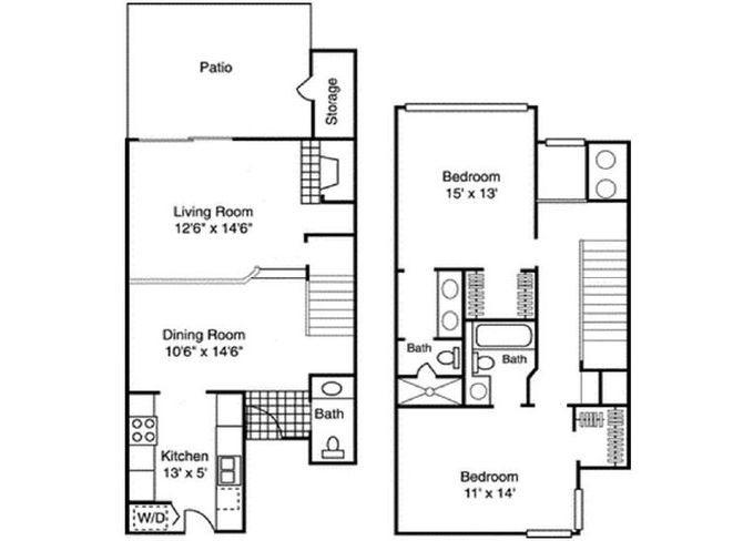 EVENING PRIMROSE Floor Plan 5