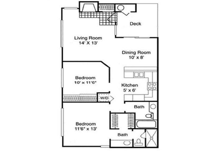 INDIGO BUSH Floor Plan 1