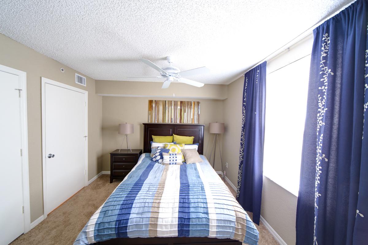 Gregory Cove Bedroom