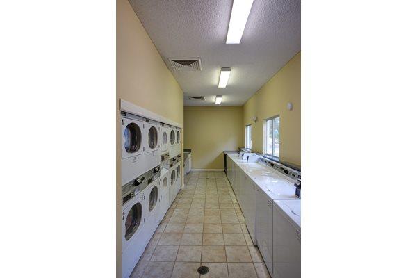 Leigh Meadows Laundry Facilities