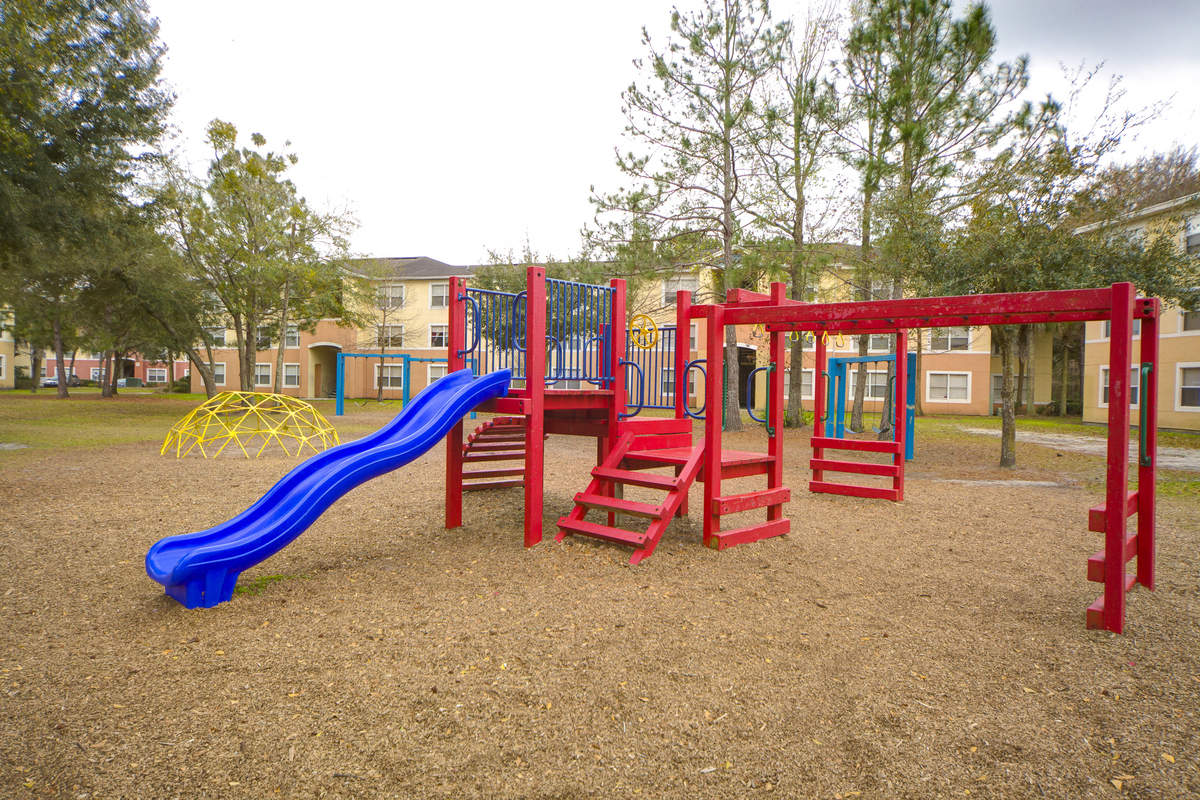 Leigh Meadows Playground