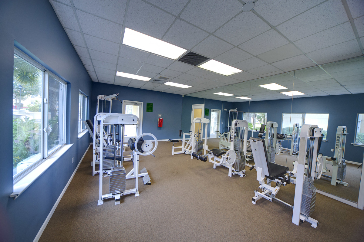 Leigh Meadows Fitness Center