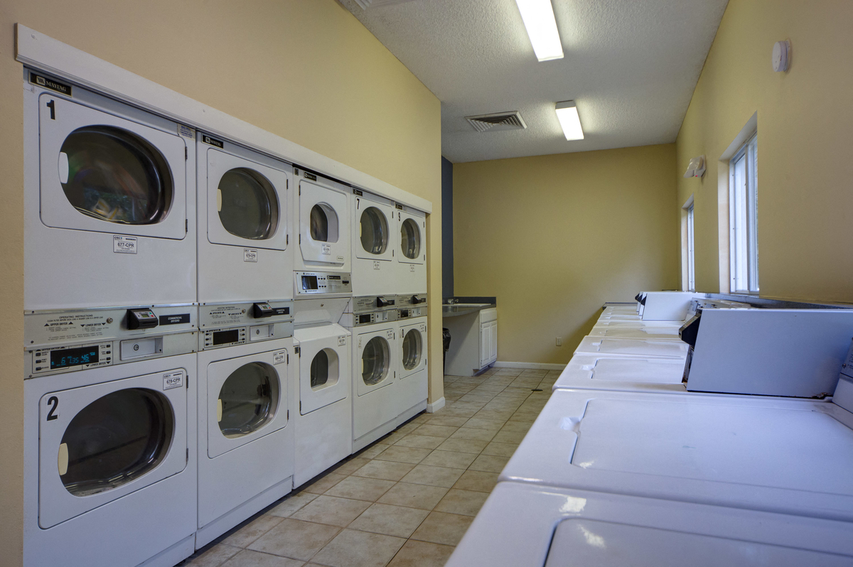 Leigh Meadows Laundry Care Center