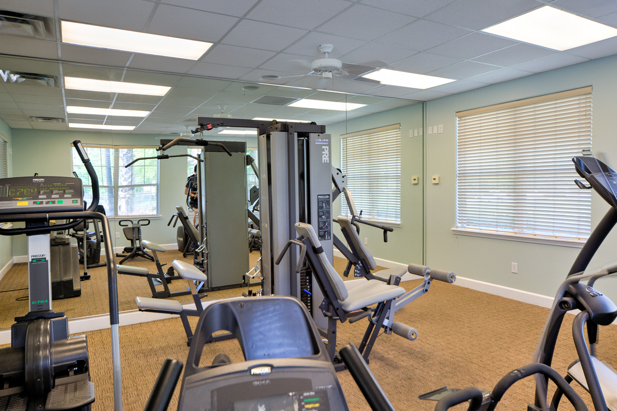 Thomas Chase Apartments Fitness Center