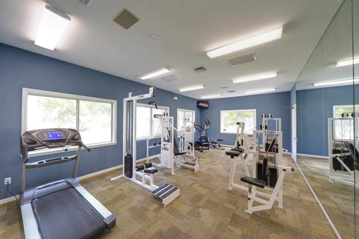 Holly Cove Fitness Center